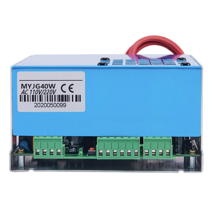 40W Power Supply for CO2 Laser Engraver Cutting Machine