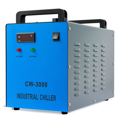Water Chiller for CO2 Laser Cutter and Engraver Machine