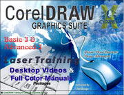 CorelDraw Master Course - OMTech Laser