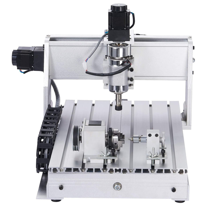 3-Axes CNC Router Machine