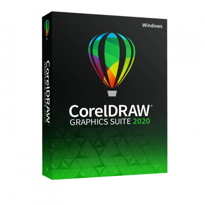 CorelDRAW Graphics Suite 2020 - OMTech Laser