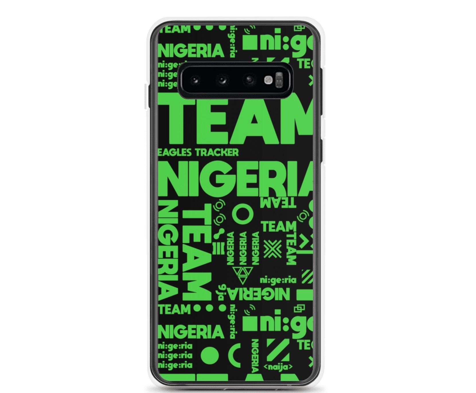Team Nigeria Phone Case