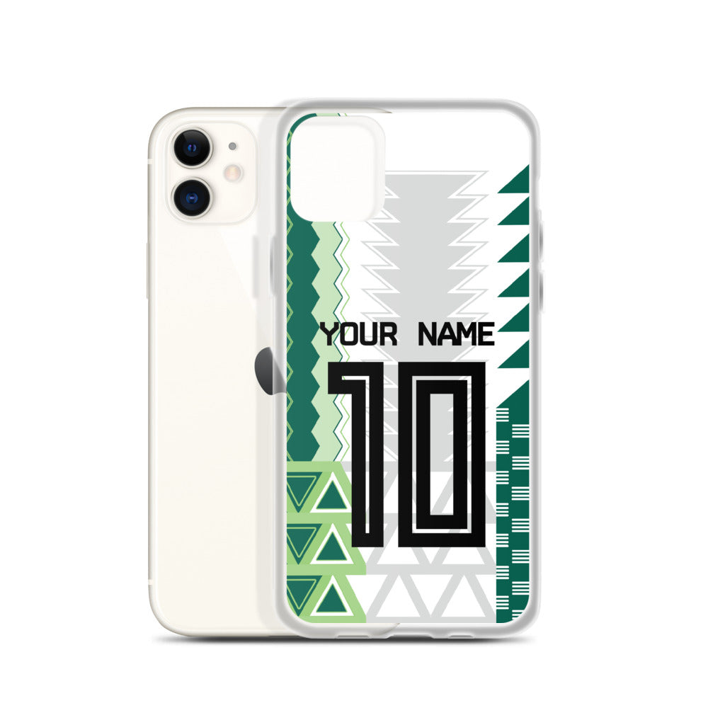 Nigeria Jersey iPhone Case