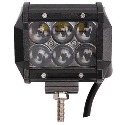 Cree LED-valaisin, 18W, 12-24V, 1500lm