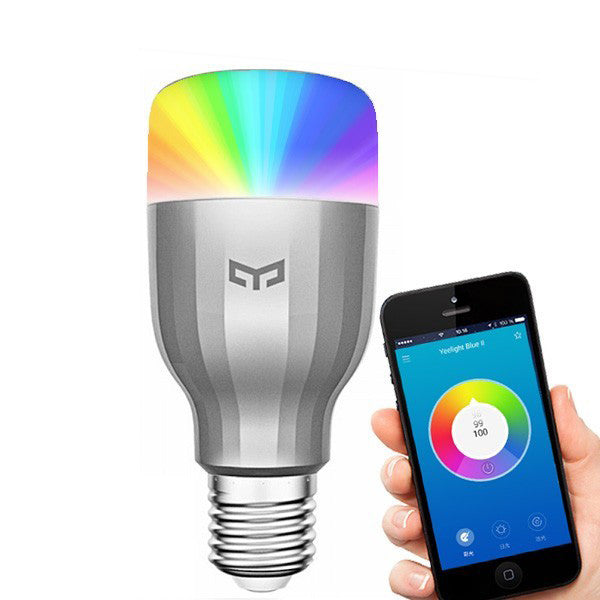 Xiaomi Yeelight RGBW E27 Smart LED-lamppu