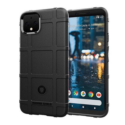 Google Pixel 4XL Rugged Shield suojakuori