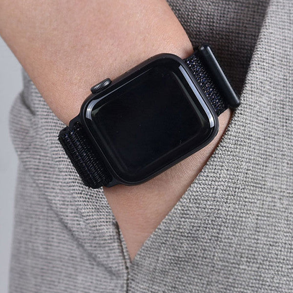 Nylon Apple Watch vararanneke