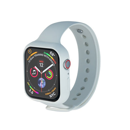Silikoninen Apple Watch ranneke