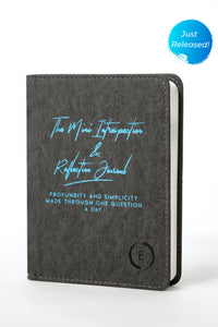 The Mini Introspection & Reflection Journal ― A6 Edition