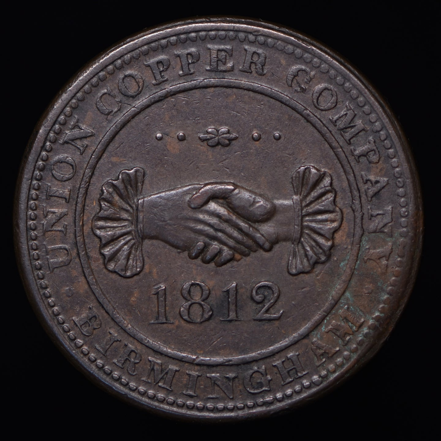 Union Copper Company W. 319a