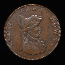 Load image into Gallery viewer, Hampshire D&H 102a Naval Farthing