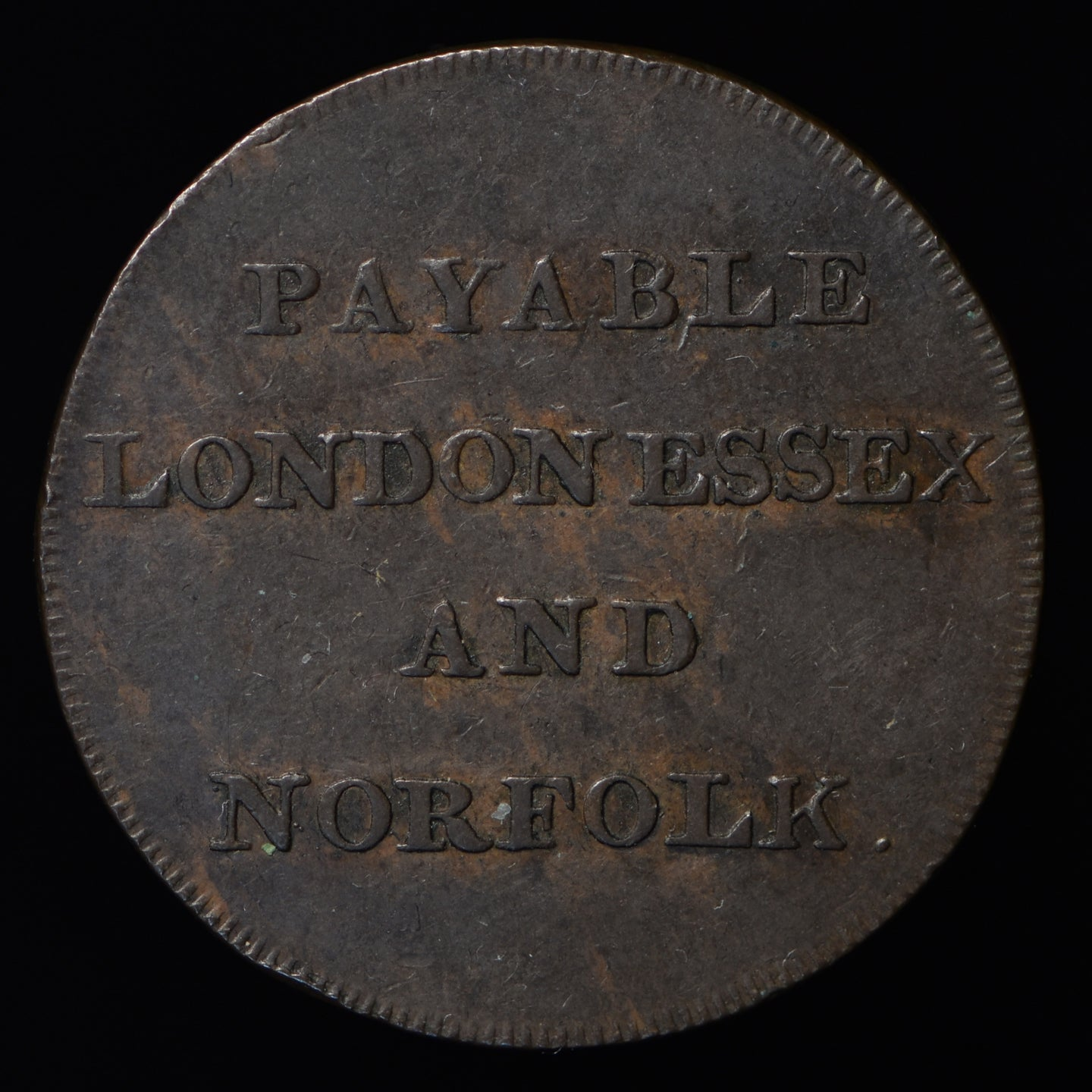 Middlesex D&H 923 Misc. (London, Essex, & Norfolk)