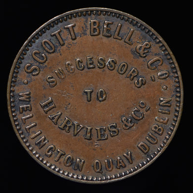 Ireland Dublin Scott, Bell & Co. (W. 6220)