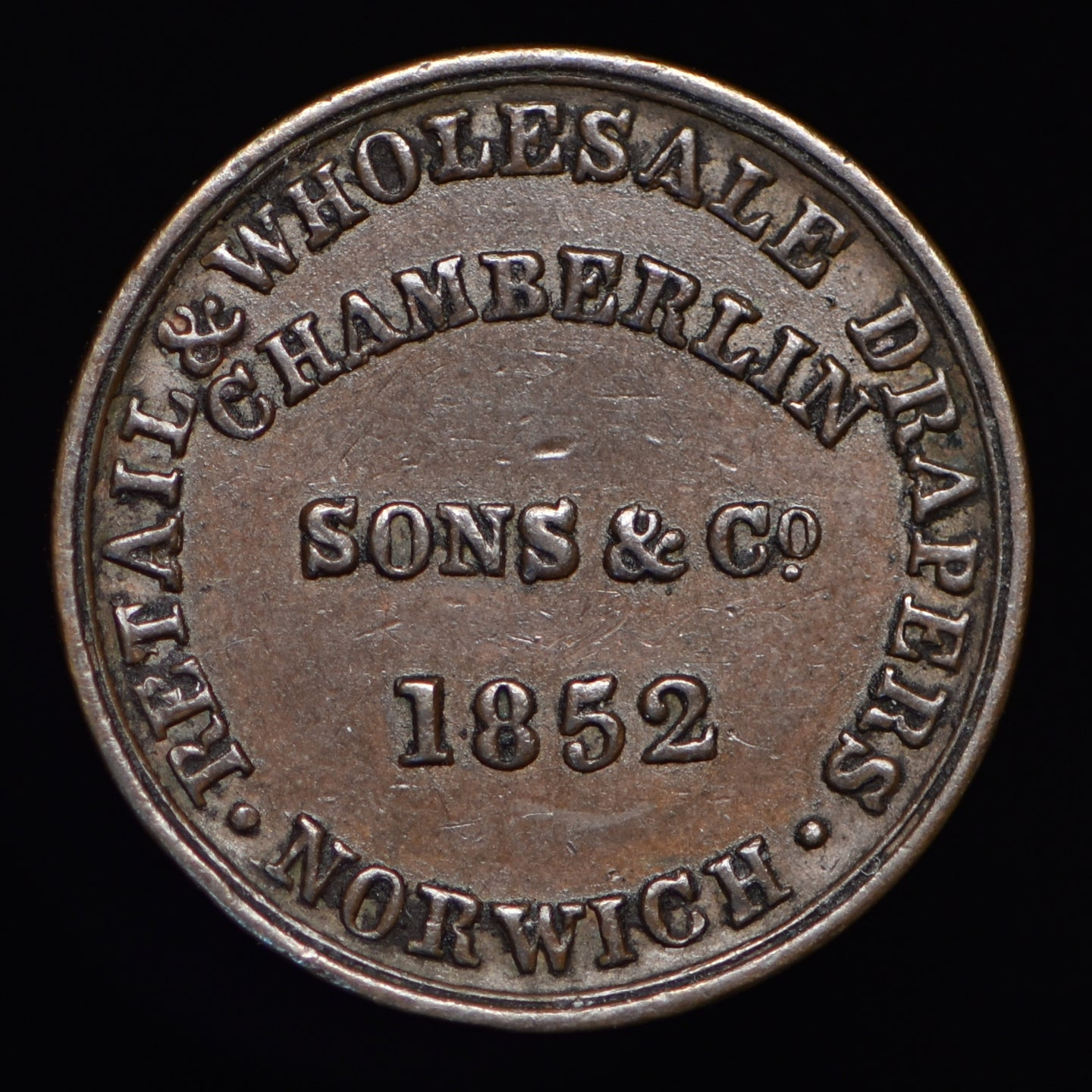 Norwich H Chamberlin & Sons (W. 3950)