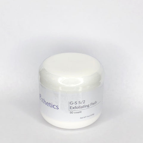G-S 5/2 Exfoliating Pads