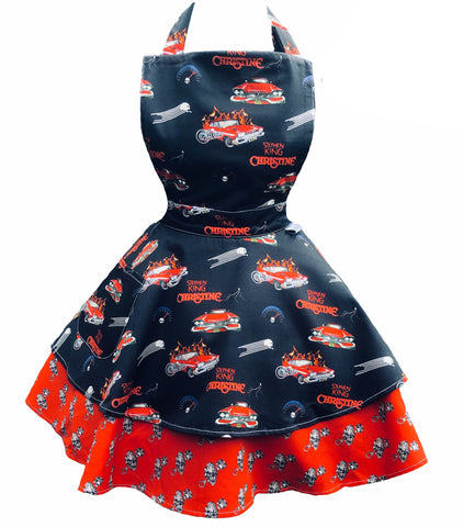 **Pre Order** Limited Edition Stephen King Christine Apron