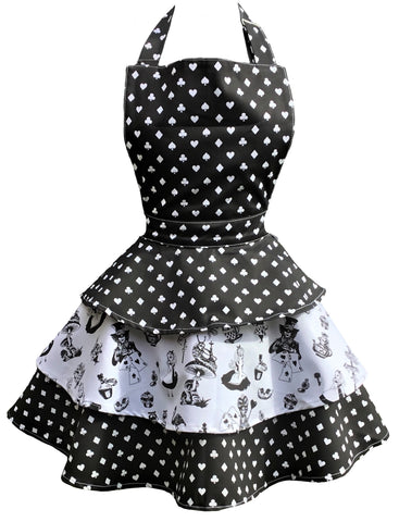 Alice in Wonderland Women's Rara Apron