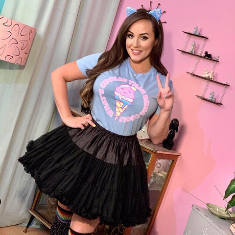 Kawaii Ice Cream T Shirt Molly Robbins Kawaii Collection Collab