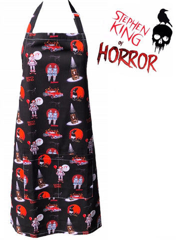 *Pre Order* Limited Edition Stephen King of Horror Unisex Apron