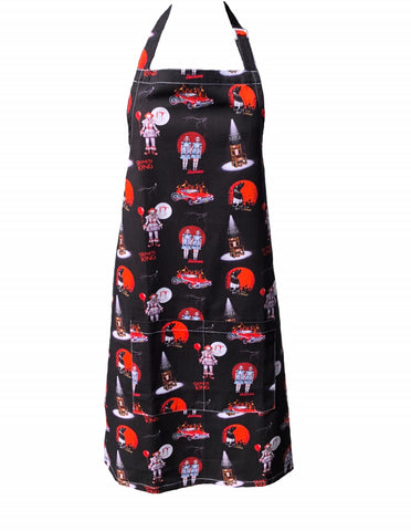 **Pre Order** Limited Edition Stephen King of Horror Unisex Apron