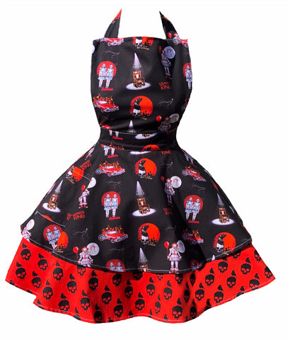 Limited Edition Stephen King of Horror Apron