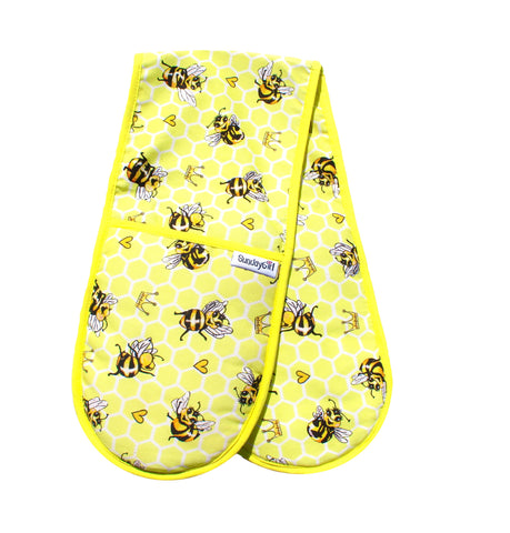 Busy Beeing Fabulous Oven Gloves
