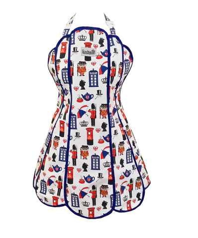 *Sample Sale* A Very British Baker Womens Panel Apron