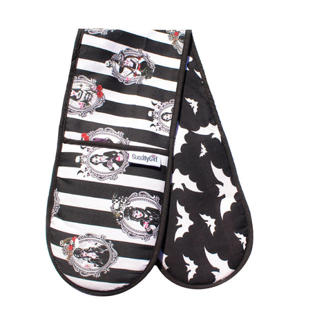 Ghoul Gang Cake Club Oven Gloves