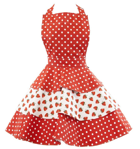 So Berry Sweet Womens Rara Apron