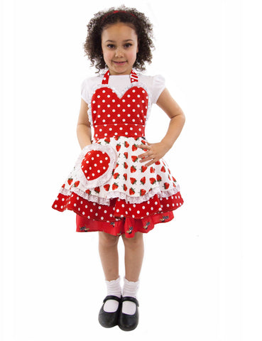 So Berry Sweet Children's Apron