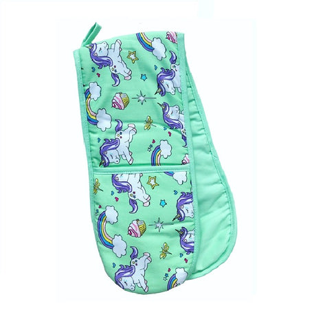 Cupcake Heaven (Unicorn) Oven Gloves