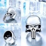 Bague Crâne Punisher