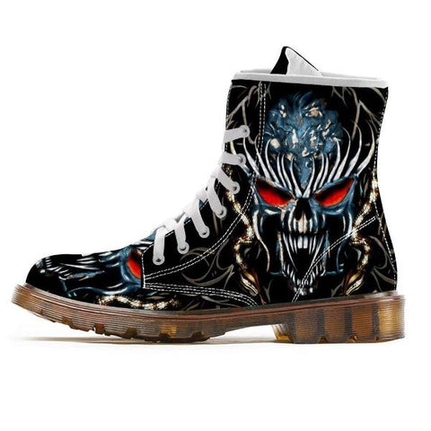 Bottines Démon King | Crâne Nation