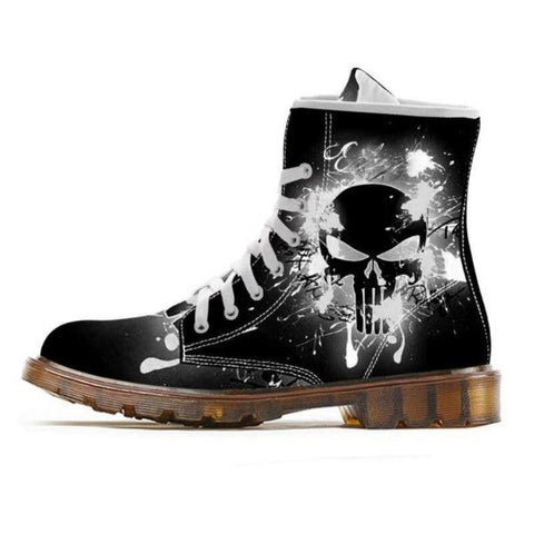 Bottes Punisher | Crâne Nation