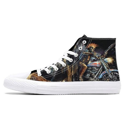 Converse Haute Ghost Rider | Crâne Nation