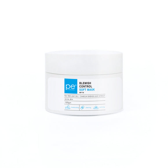 MF176 Blemish Control Soft Mask (100gm/750gm x 2 per carton )