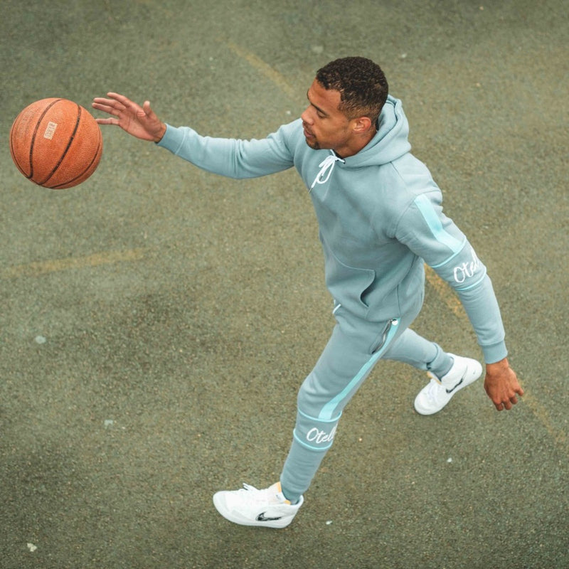 Otelli Homegrown Grey/Blue Tracksuit