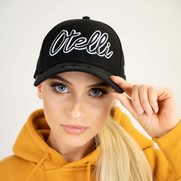 Otelli New Era Black/White Strapback Baseball Hat