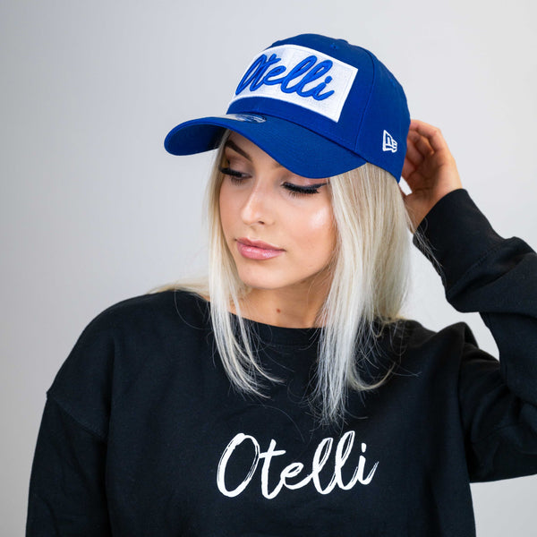 Otelli New Era Light Royal Blue/White Strapback Baseball Hat