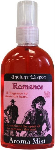 Romance Aroma Mist Spray 100ml Bottle
