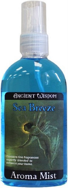 Sea Breeze Aroma Mist Spray 100ml Bottle