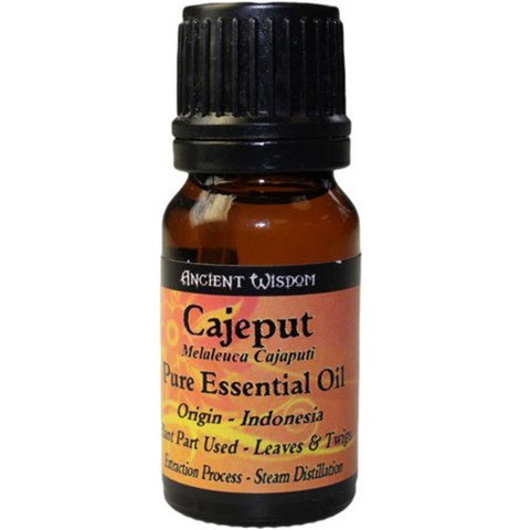 Cajeput Essential Oil 10ml Bottle