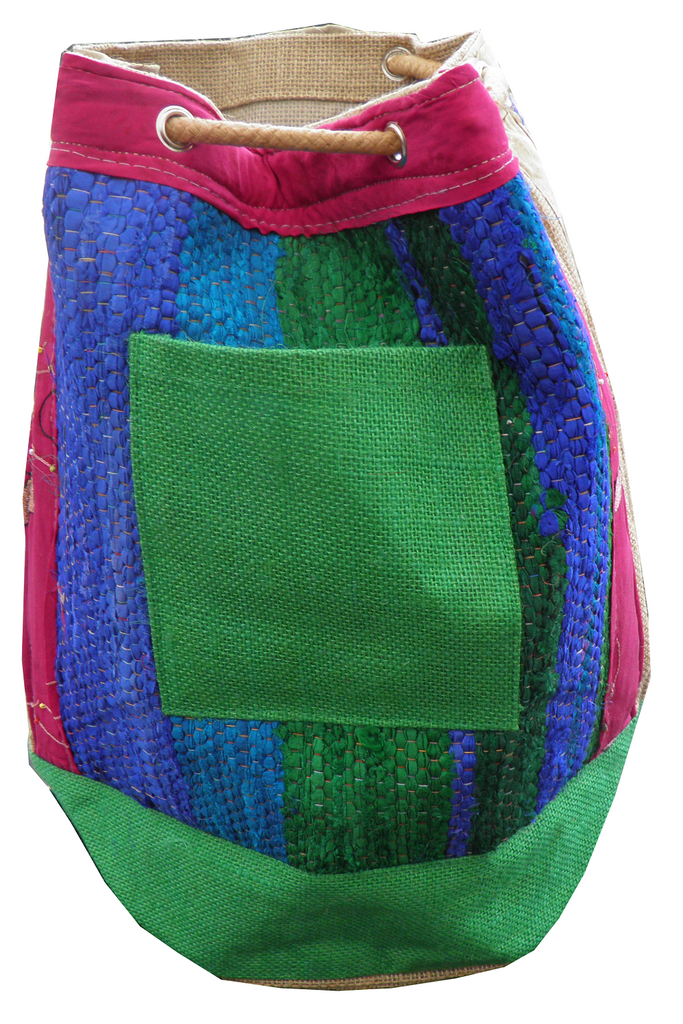 Tough Colourful Rugrat Duffel Bag 5