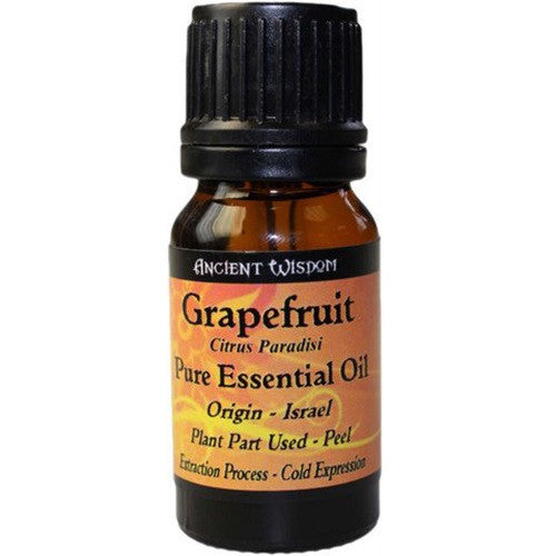 Grapefruit Essential Oil 10ml Bottle