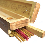 Wise Words Wooden Smoke Box Oh Joy secret compartment