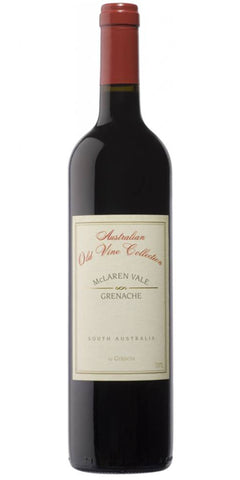 Gibson Old Vine Collection, McLaren Vale, Grenache, South Australia 2004