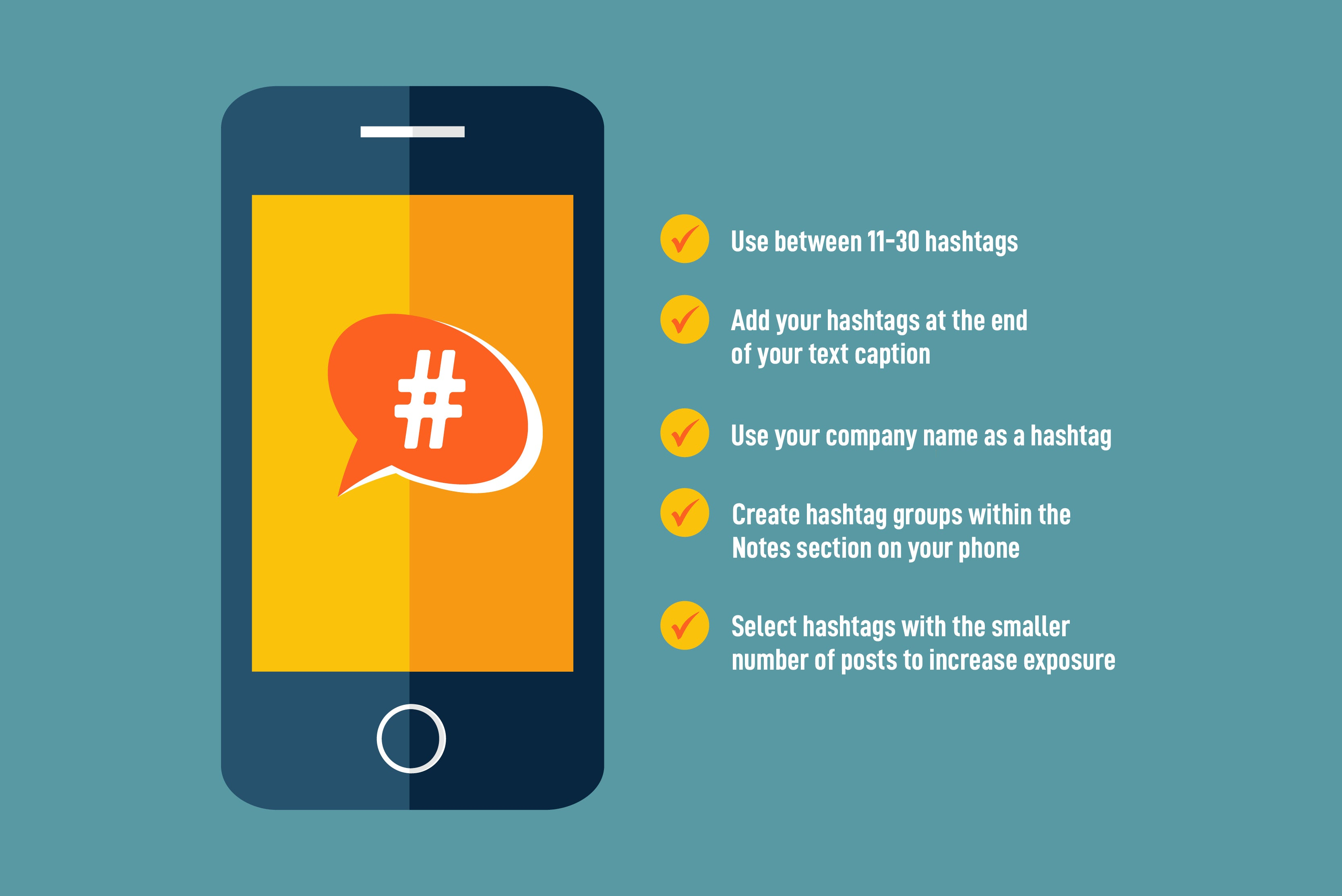 hashtag-on-instagram-tips-infographic