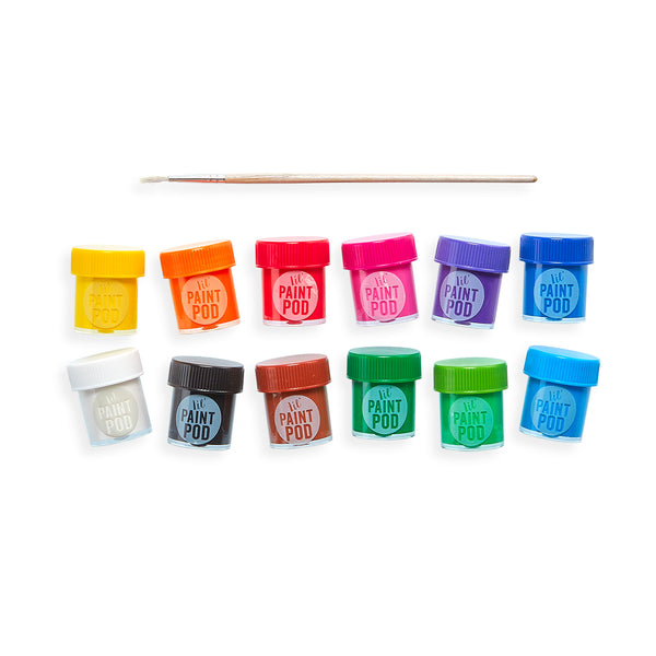 Lil' Poster Paint Pods - Classic Colours