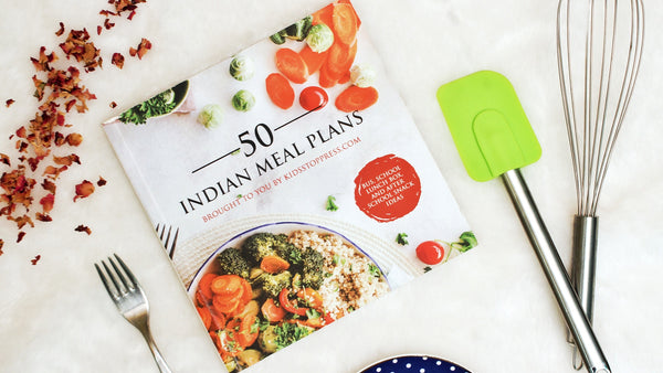 50 Indian Meal Plans: School Snack & Bus Snack Included