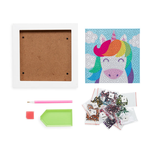 Razzle Dazzle DIY Gem Art Kit - Unique Unicorn